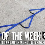 How To Create  A Knot Ladder Etrier