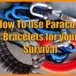 How to Use Paracord Bracelets for your Survival