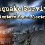 Restoring your Electricity after an Earthquake