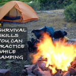 8 Survival Skills You Can Practice When Camping