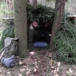Building A Shelter with a Tarp (Video)
