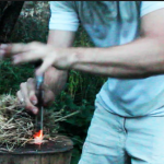 The Flashlight and Fire Maker Best For Wilderness