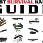 5 top knives you want with you to help you Survive