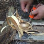 How To Light A Fire Using a Magnesium Fire Starter