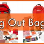Urban Bug Out Bag Checklist